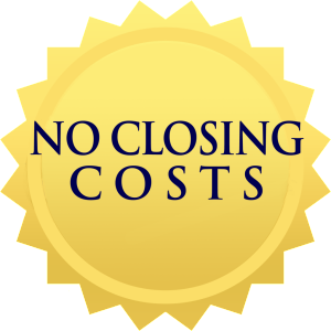 No Closing Costs Logo